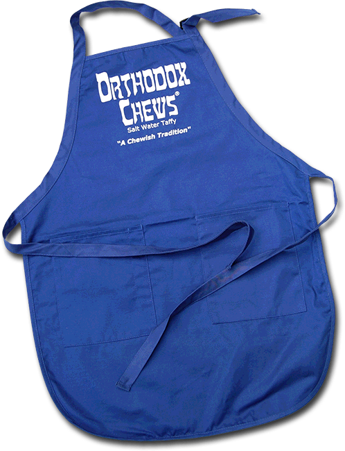 Orthodox Chews Apron